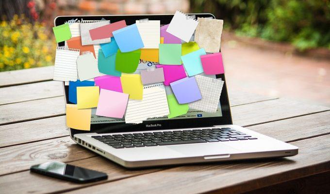 Disorganized Workspace